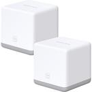 【免運費】Mercusys 水星 Halo S3 二顆裝 2.4G N300 Mesh Wi-Fi系統 無線網狀路由器 完整家庭Wi-Fi系統