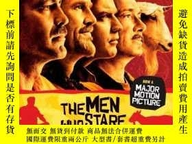 二手書博民逛書店The罕見Men Who Stare At GoatsY256260 Jon Ronson Simon &am
