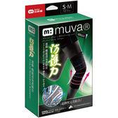 muva運動機能透氣護膝雙入S~M