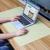 公室桌面墊子學生學習寫字書桌墊游戲滑鼠墊商務電腦臺墊鍵盤鋪墊防水gogo購