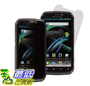 [8美國直購] 螢幕保護膜 3M Privacy Screen Protector for Motorola Photon (Portrait)