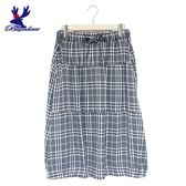 【秋冬降價款】American Bluedeer-格紋抽繩裙(魅力價)