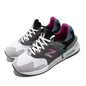 New Balance 復古慢跑鞋 997 NB 灰白 紫 綠 麂皮鞋面 運動鞋 男鞋 女鞋【ACS】 MS997JCFD