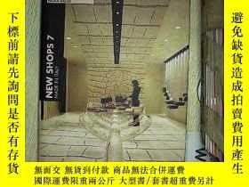 二手書博民逛書店NEW罕見SHOPS 7 MADE IN ITALY 意大利制造的新店7Y203004