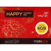 【特惠】越南15日(2~6GB)附通話無限量國際上網卡+通話卡