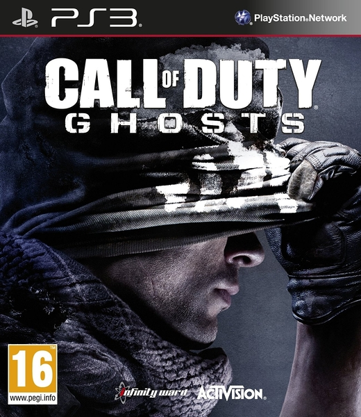 PS3 決勝時刻:魅影(含季節個人包) Call of Duty COD Ghosts -英文版-