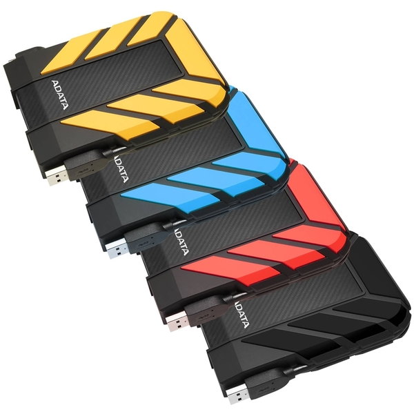 【免運費】ADATA 威剛 Durable HD710Pro 2TB 2.5吋 USB 3.2 Gen 1 軍規 外接式 行動硬碟 2T