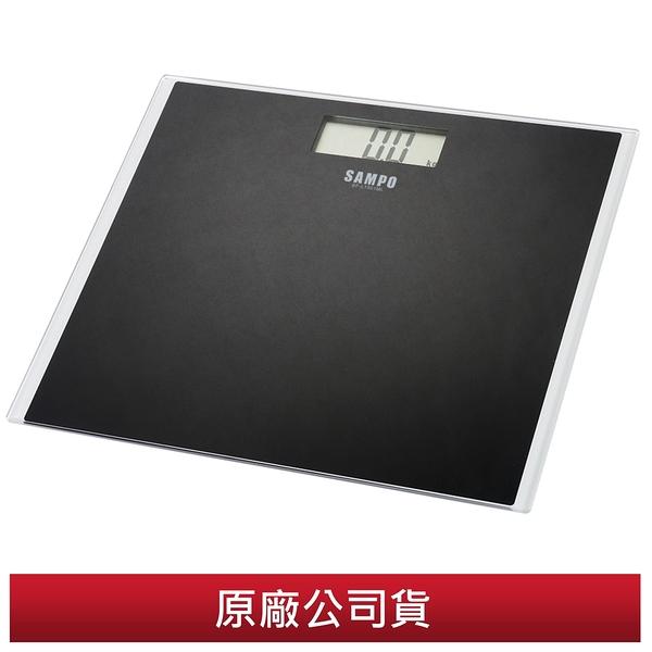 SAMPO 聲寶 超薄電子式體重計 BF-L1501ML 超大螢幕|四點傳感