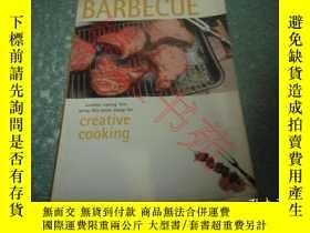 二手書博民逛書店Barbecue罕見creative cookingY20609