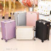 旅行箱 箱子行李箱女拉桿萬向輪20登機密碼箱男韓版旅行箱20大容量 YYS【創時代3C館】