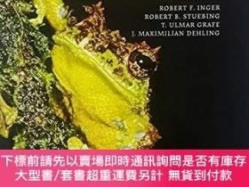 二手書博民逛書店A罕見Field Guide To The Frogs Of BorneoY255174 Robert F.