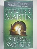 【書寶二手書T3/原文小說_B4D】A Storm of Swords_George R. R. Martin