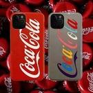 【SZ15】iphone xr 手機殼 英文可樂亮面閃粉 i7 8 plus 保護殼 iphone 6s xs max 手機殼 iphone 11Promax 手機殼