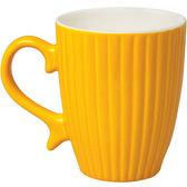 《EXCELSA》新骨瓷馬克杯(橙325ml)