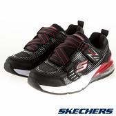 SKECHERS SKECH-AIR BLAST 紅黑 氣墊 運動鞋 中大童 NO.R5049