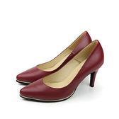 HUMAN PEACE 高跟鞋 紅色 女鞋 no515