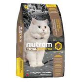 Nutram 紐頓 T24無穀貓 鮭魚配方 貓糧 6.8kg X 1包