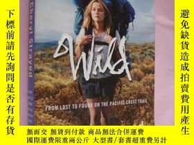 二手書博民逛書店WILD罕見(from lost to found on the