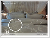 臻典典藏系列 ☆X★ 6*6.2尺 加大六件式頂級專櫃床罩組〔卡薩〕