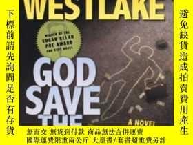 二手書博民逛書店God罕見Save The MarkY256260 Donald E. Westlake Forge Book