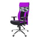 GXG 高背電腦椅 (摺疊扶手/大腰枕) 型號159 LUA1