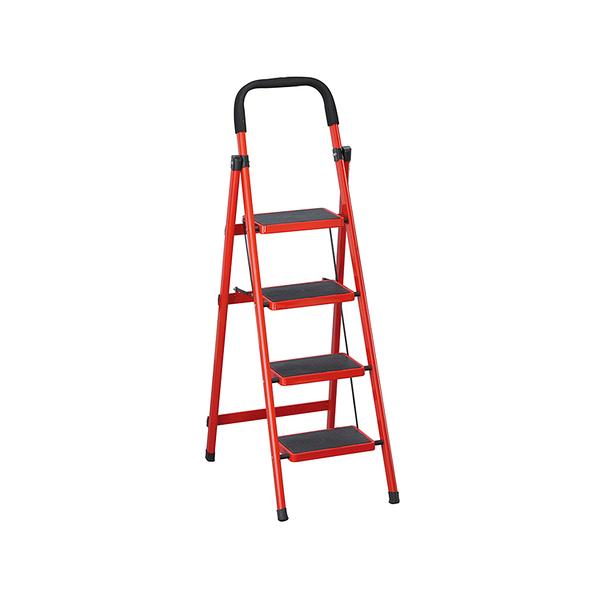 烤漆四層步梯-紅+綠(18SP/408-7)【DD House】