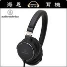 【海恩數位】日本鐵三角 ATH-SR5 便攜型耳罩式耳機 黑色