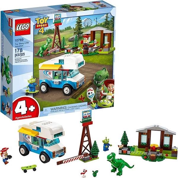 LEGO 樂高 Disney Pixars Toy Story 4 RV Vacation 10769 Building Kit (178 Pieces)