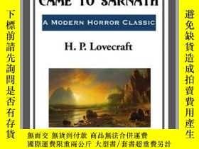 二手書博民逛書店The罕見Doom that Came to SarnathY410016 H. P. Lovecraft S