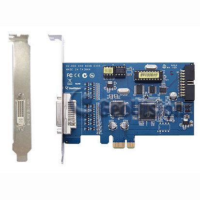 【全新公司貨最新版V8.5.6】奇偶科技GV-900(GV900)16路(十六路/16CH/16CAM)多功能數位監控系統影像擷取卡