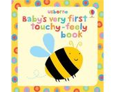 Baby's Very First Touchy-Feely Book 寶寶的第一本觸摸小書:小蜜蜂篇