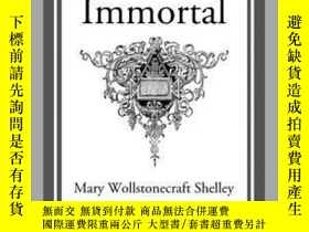 二手書博民逛書店The罕見Mortal ImmortalY410016 Mary Wollstonecra... Start