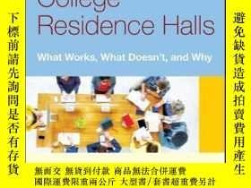 二手書博民逛書店Student罕見Learning in College Residence Halls: What Works,