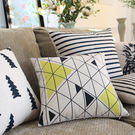 時尚簡約北歐抱枕 靠墊 沙發裝飾靠枕3 (二入)