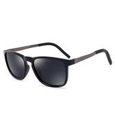 太陽眼鏡太陽鏡潮人男士駕駛偏光鏡釣魚墨鏡開車司機男黑太陽眼鏡