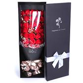 母親節禮物仿真康乃馨花束送媽媽婆婆長輩假花肥香皂玫瑰花束禮盒 - 風尚3C