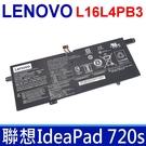 LENOVO 聯想 L16L4PB3 4芯 . 電池 L16C4PB3 IdeaPad 720S 720S-13