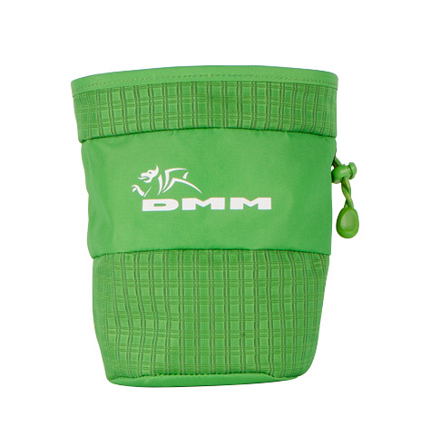 DMM TUBE CHALK BAG 經典攀岩粉袋 綠