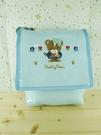 【震撼精品百貨】泰迪熊_Pretty Bear~斜背包『藍色』