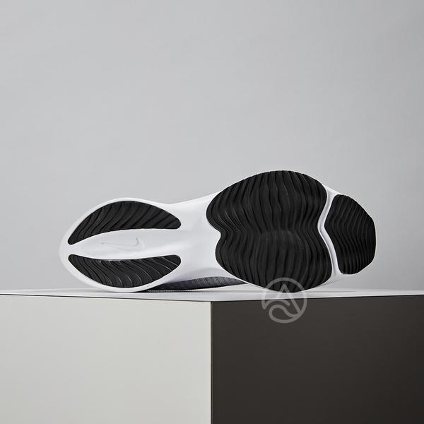 Nike Air Zoom Tempo FK (GS) 女大童 灰白 氣墊 避震 舒適 慢跑鞋 CJ2102-002