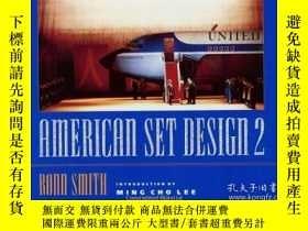 二手書博民逛書店American罕見Set Design TwoY255562 Smith, Ronn Consortium