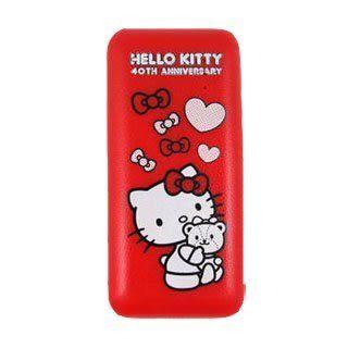 【小樺資訊】 【MOIN】HELLO KITTY行動電源5200mAh(40周年紀念版)