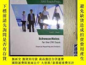 二手書博民逛書店CFA罕見2017 EXAM PREP Level BOOK3.