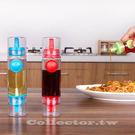 日式兩用定量防漏油瓶 油壺 醬油瓶 防漏控油調味瓶