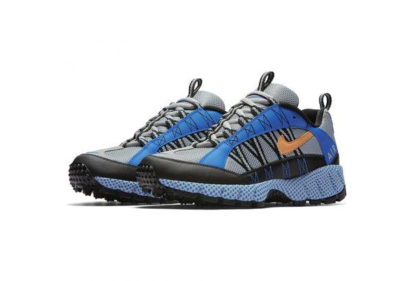▲Nike 戶外鞋 Air Humara 17 QS 黑 藍 反光 男鞋 越野運動鞋 AO3297-001