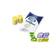 【重度噪音環境用】3M EAR 黃色 (筒狀/PVC材質) NRR 29dB 防音耳塞 E-A-R 310-1060 1組30對60顆  (_ TB1)