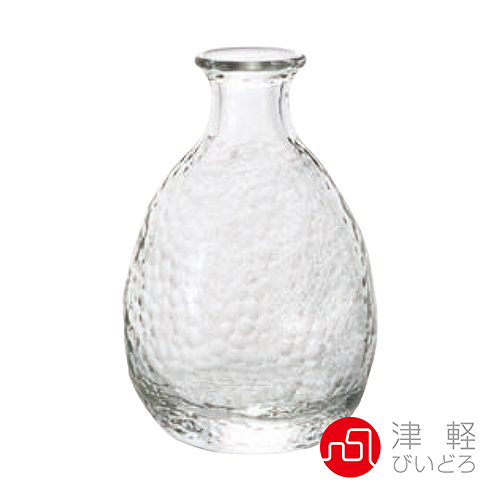 日本津輕 耐熱清酒壺260ml 品酒必備 小酌 清酒壺 日式手作 耐熱玻璃 和風酒壺 好生活