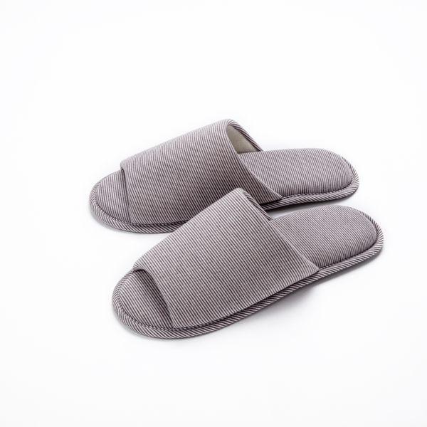 HOLA 柔軟針織拖鞋 駝 M