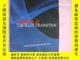 二手書博民逛書店Tackles罕見transition 《如何從計劃經濟平穩過渡