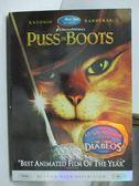 【書寶二手書T5/影視_OST】Puss in Boots穿靴子的貓